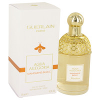Aqua Allegoria Mandarine Basilic By Guerlain 4.2 oz Eau De Toilette Spray for Women