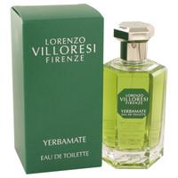 Yerbamate By Lorenzo Villoresi Firenze 3.4 oz Eau De Toilette Spray for Women