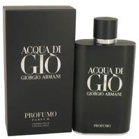 Acqua Di Gio Profumo By Giorgio Armani 6 oz Eau De Parfum Spray for Men