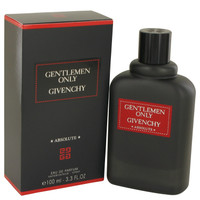 Gentlemen Only Absolute By Givenchy 3.3 oz Eau De Parfum Spray for Men