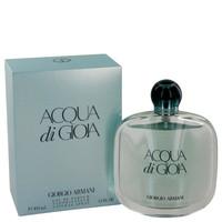 Acqua Di Gioia By Giorgio Armani 1 oz Eau De Parfum Spray for Women