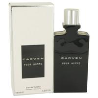 Carven Pour Homme By Carven 3.4 oz Eau De Toilette Spray for Men