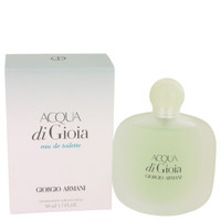 Acqua Di Gioia By Giorgio Armani 1.7 oz Eau De Toilette Spray for Women