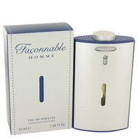 Faconnable Homme (New Packaging) By Faconnable 1.7 oz Eau De Toilette Spray for Men