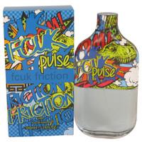 Fcuk Friction Pulse By French Connection 3.4 oz Eau De Toilette Spray for Men