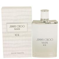 Ice By Jimmy Choo 3.4 oz Eau De Toilette Spray for Men