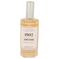 1902 Cedre Blanc By Berdoues 4.2 oz Eau De Cologne Spray Unboxed for Women