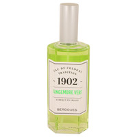 1902 Gingembre Vert By Berdoues 4.2 oz Eau De Cologne Spray Unboxed for Women