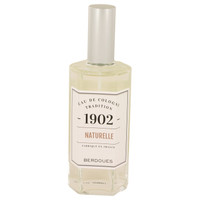 1902 Natural By Berdoues 4.2 oz Eau De Cologne Spray Unisex Unboxed