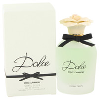 Dolce Floral Drops By Dolce & Gabbana 1.7 oz Eau De Toilette Spray for Women