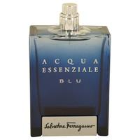 Acqua Essenziale Blu By Salvatore Ferragamo 3.4 oz Eau De Toilette Spray Tester for Men