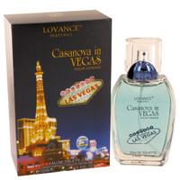Casanova In Vegas By Lovance 3.4 oz Eau De Toilette Spray for Men