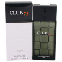 Jacques Bogart Club 75 By Jacques Bogart 3.33 oz Eau De Toilette Spray for Men