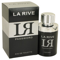 Password Lr By La Rive 2.5 oz Eau De Toilette Spray for Men