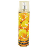 Perfect Peach By Nicole Miller 8 oz Body Mist Spray for Women