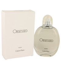 Obsessed By Calvin Klein 4.2 oz Eau De Toilette Spray for Men