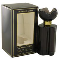 Oscar Midnight Amber By Oscar De La Renta 3.4 oz Eau De Toilette Spray for Women