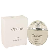 Obsessed By Calvin Klein 3.4 oz Eau De Parfum Spray for Women