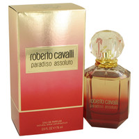 Paradiso Assoluto By Roberto Cavalli 2.5 oz Eau De Parfum Spray for Women