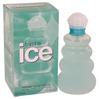 Samba Ice By Perfumers Workshop 3.4 oz Eau De Toilette Spray for Women