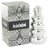 Samba Platinum By Perfumers Workshop 3.3 oz Eau De Toilette Spray for Men