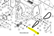 102696 } DRIVE SHAFT XOX - Replace