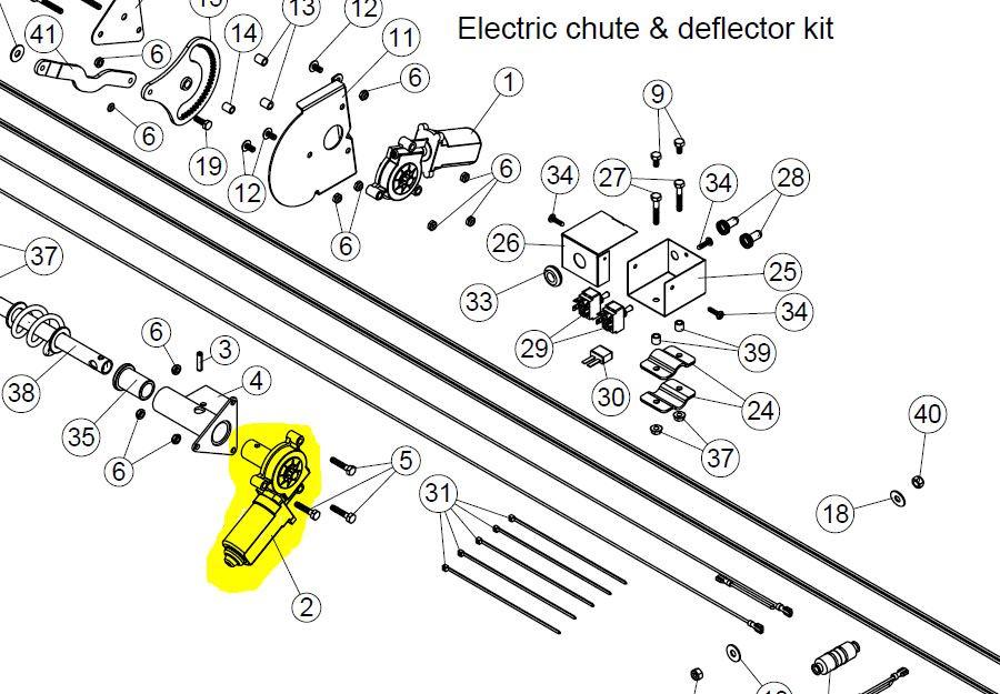 103380   electric motor ass u0026 39 y w  sl
