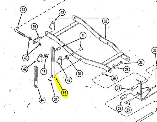 earthquake parts lookup