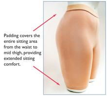 Women's SitRelief Padded Shorts