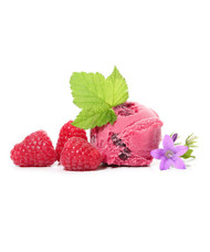 Raspberry Sorbet 4ltr Tub