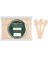 Wooden Teaspoon