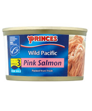 Princess Wild Pacific Pink Salmon