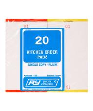 Kitchen Order Pads