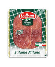 Salami Milano Sliced