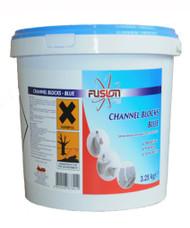 Fusion Blue Channel Blocks 3.25kg