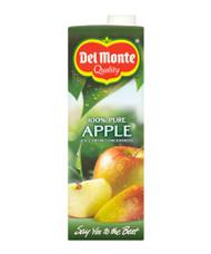 Del Monte Apple Juice