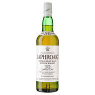 Laphroaig Single Islay Malt Scotch Whisky 10 Years Old 70cl