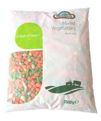 Mixed Vegetable 2.5kg