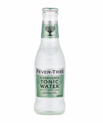 Fever Tree Elderflower Tonic