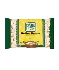 White Pearl Dry Butter Beans