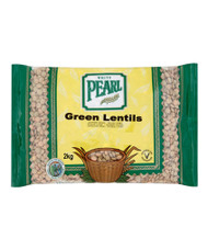 White Pearl Green Lentils