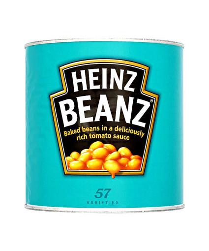 Heinz Canned Cake