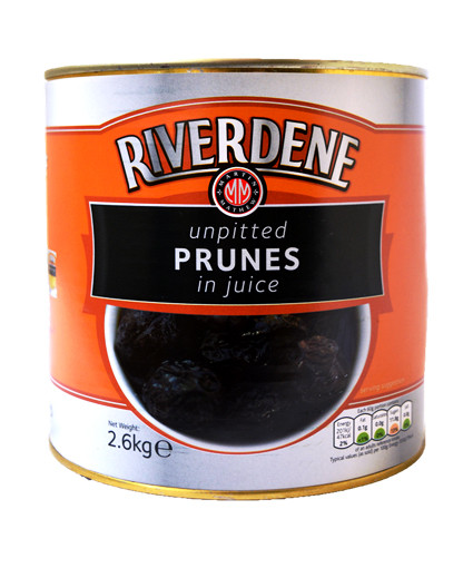 Prunes in Juice