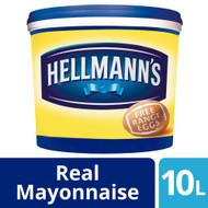 Hellmann's Real Mayonnaise 10Ltr