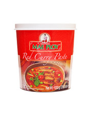 Mae Ploy Red Thai Curry Paste