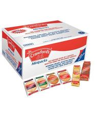 Crawford's Mini Packs