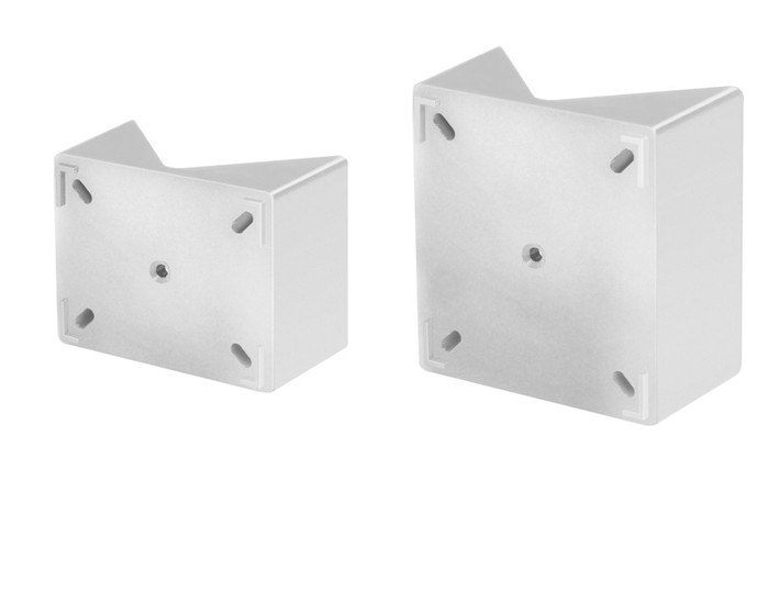 CXT Angle Adaptors for Classic or Architectural Railings by Deckorators