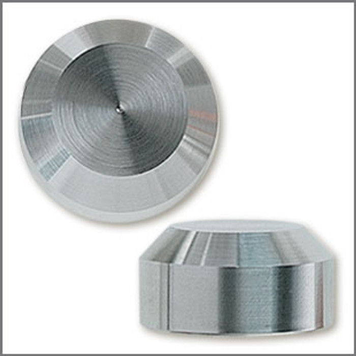 Stainless Steel Decorative End Cap for Feeney  Inc. Cable Rail