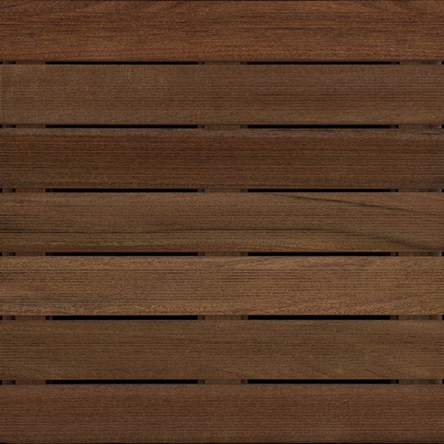 Bison Ipe Wood Deck Tiles Installs In A Breeze Deckexpressions