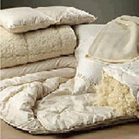 Purists Wool Mattress Pad by SDH
